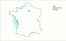 L'Anjou à travers les âges